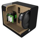 Q Acoustics Q B12 hoogglans wit_