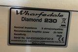 Wharfedale Diamond 230 zuil luidspreker_