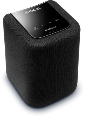 Yamaha MusicCast WX-010 zwart | Draadloze speaker