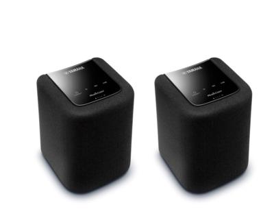 Yamaha MusicCast WX-010 TWIN zwart | Draadloze speaker