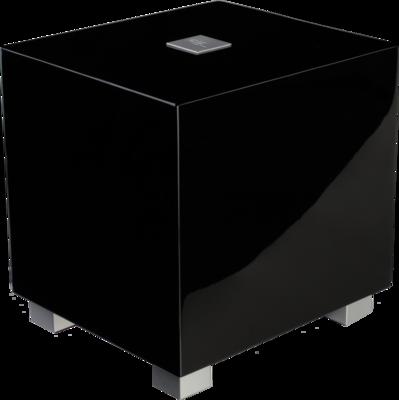 Rel Acoustics T-Zero handgepolijste zwart