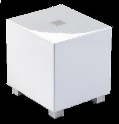 Rel Acoustics T-Zero witte hoogglans