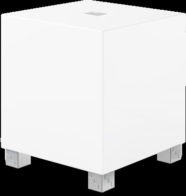 Rel Acoustics T5i witte hoogglans