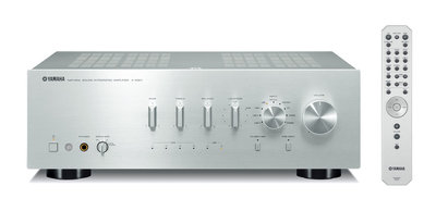 Yamaha A-S 801 Zilver