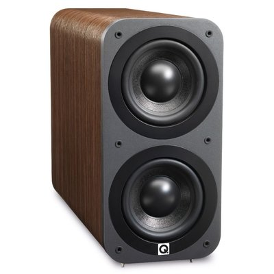 Q acoustics 3070S walnut