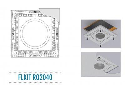 ArtSound RO 2040 FLush Mount Kit