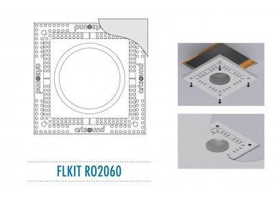 ArtSound RO 2060 FLush Mount Kit