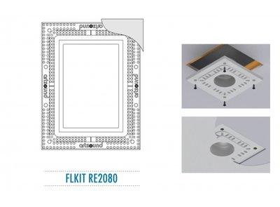 ArtSound RE 2080 FLush Mount Kit