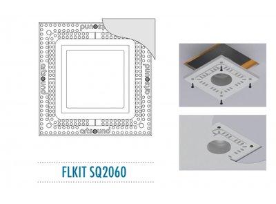 ArtSound SQ 2060 FLush Mount Kit