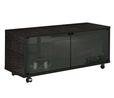 Munari MT 125 Nero Glass Shelf Nero