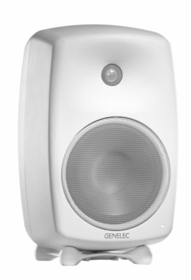 G5 actieve luidspreker wit