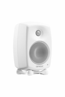 G2 actieve luidspreker wit