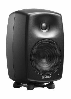 G3 actieve luidspreker zwart