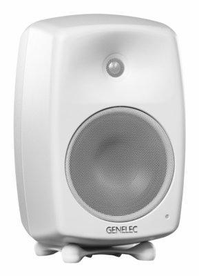 G4 actieve luidspreker wit