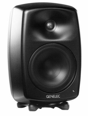 G4 actieve luidspreker zwart