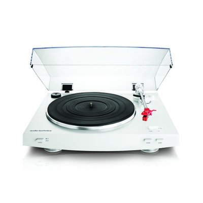 Audio Technica AT-LP3 wit