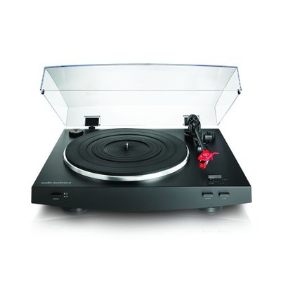 Audio Technica AT-LP3 zwart