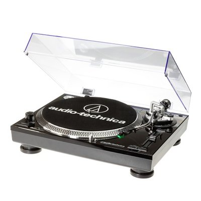 Audio Technica AT-LP120-USBHC zwart