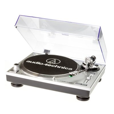 Audio Technica AT-LP120-USBHC wit