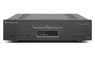 Cambridge Audio 851C zwart
