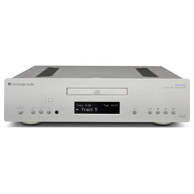 Cambridge Audio 851C zilver