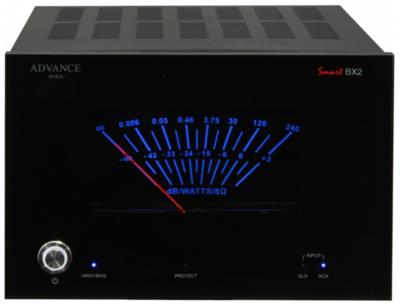 Advance Acoustic SmartLine BX2 mono zwart