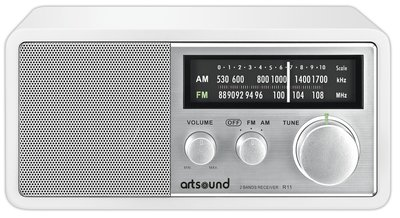 ArtSound R11 wit