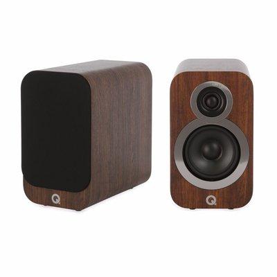 Q Acoustics 3010i walnoot