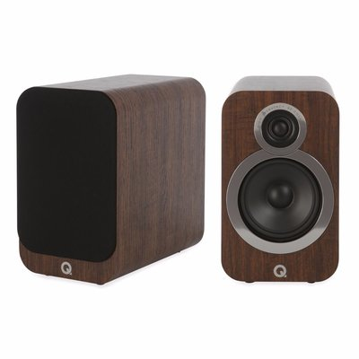 Q Acoustics 3020i walnoot