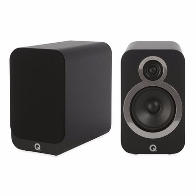Q Acoustics 3020i zwart