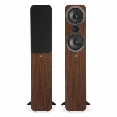 Q Acoustics 3050i walnoot