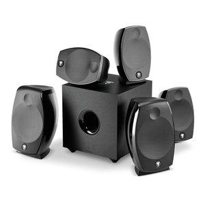 Focal Sib evo 5.1.2 Dolby Atmos zwart