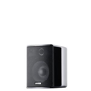 Canton Plus MX.3 zwart hoogglans