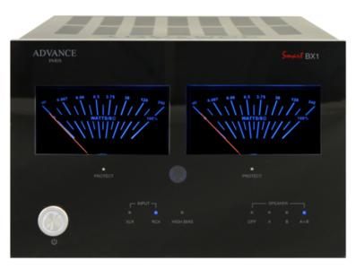 Advance Acoustic SmartLine BX1 stereo zwart