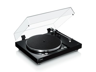 Yamaha Vinyl 500 zwart